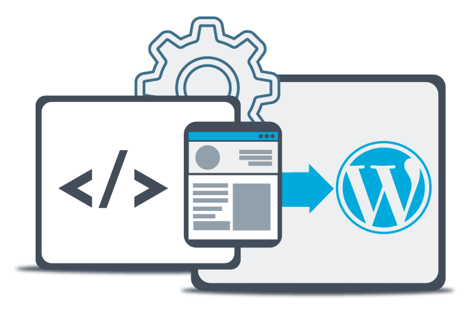 Convert to WordPress